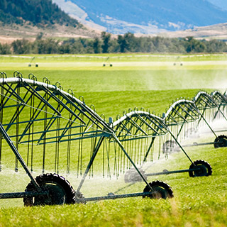 Irrigation Applications