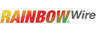 Rainbow Wire Logo