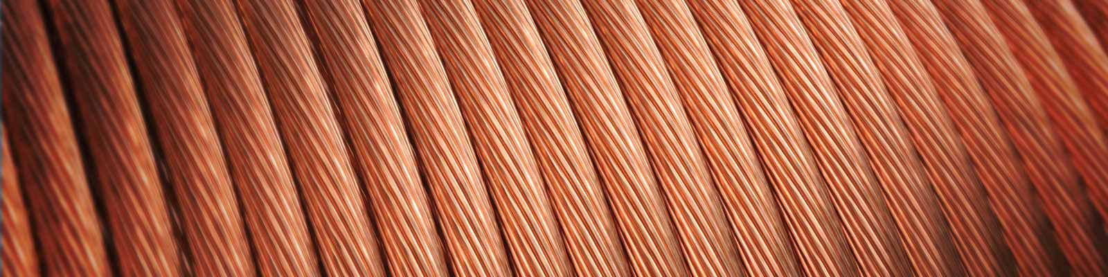 Stranded Bare Copper