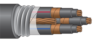 ARMORED CABLE MV-105