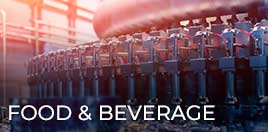 Case study about wire and cable used in food and beverage manufacturing facilities
