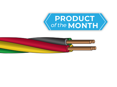 Product of the Month - Twisted THW